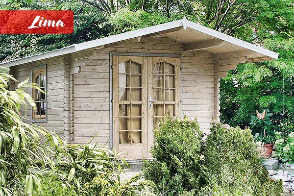 Zahradna chatka LIMA 3