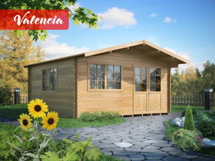 Zahradny domcek VALENCIA 7a