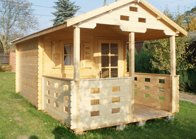 Zahradny domcek RIGA 2