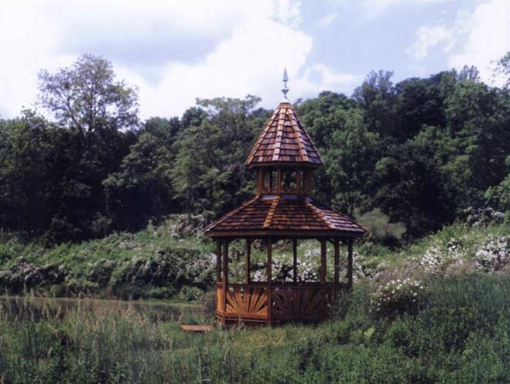 Zahradni altan, Záhradní altán