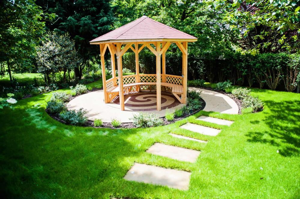 zahradni altan záhradní altán