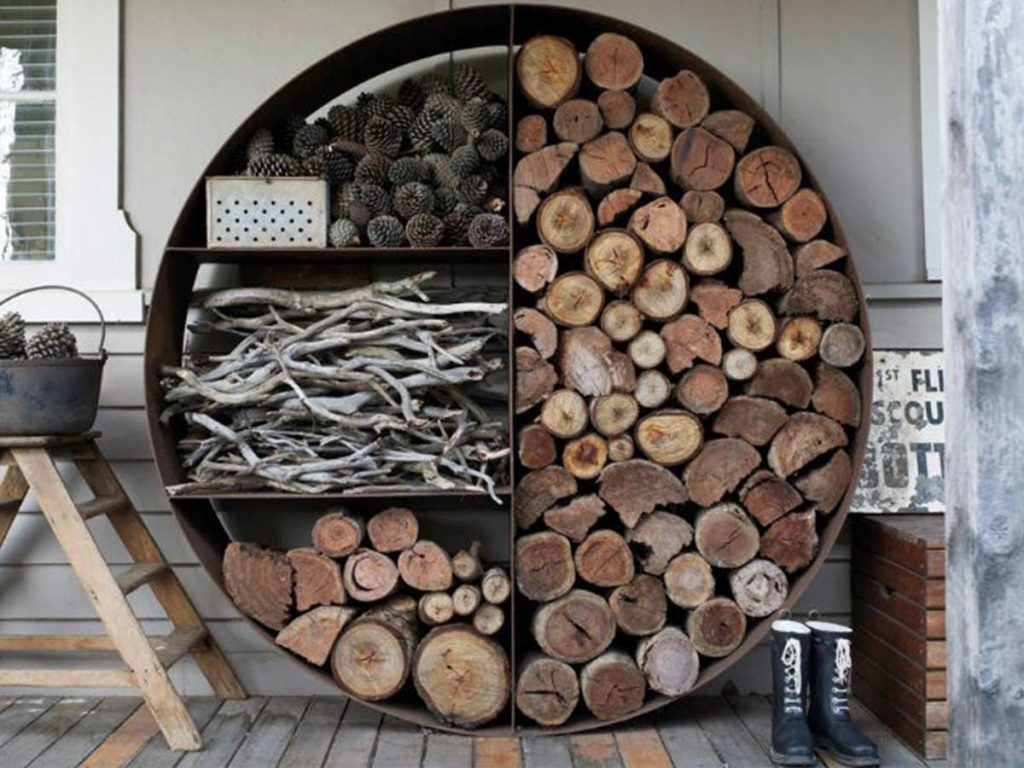 dizajnovej dřevník