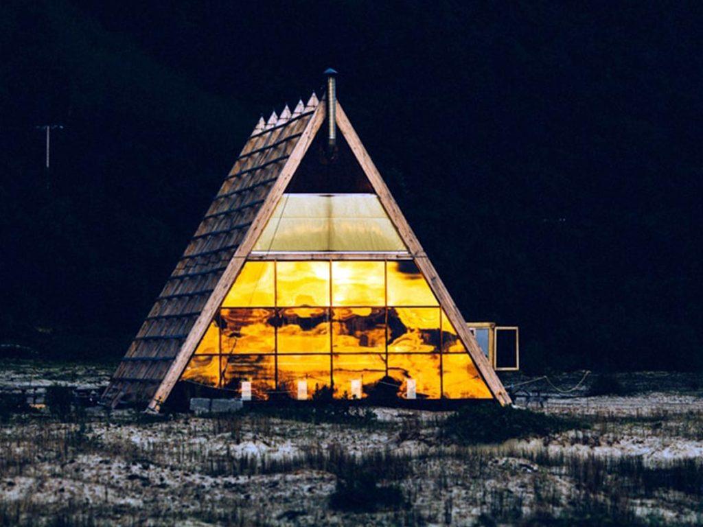 největší sauna na světě
