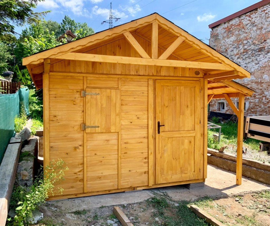 Zahradní domek Beskydek
